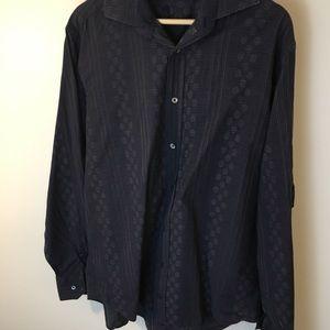 Bugatchi Uomo Classic Fit Button Up Shirt